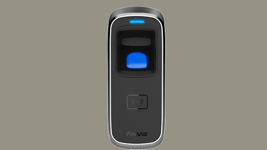ACCESS CONTROL – WATERPROOF FOR OUTDOORS – M5